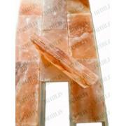 Himalaju sāls flīze 200x100x25mm  slīpēta, ar frēzējumu gab.