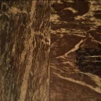 Pulēts Ziepjakmens - Talkohlorīta ķieģelis 250x125x50mm (gab)