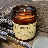 Aromaterapijas sojas svece Afrodiziaks (x1)