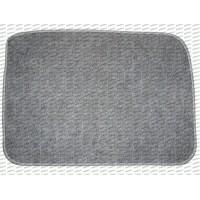 Pirts paklājiņš, pelēks (x1)
