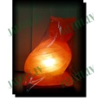 Himalaju sāls lampa Pūce 3-4 kg