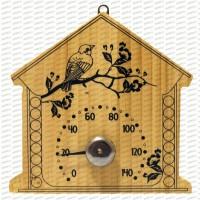 """Termometrs pirtīm """"Mājiņa"""" (x1)"""