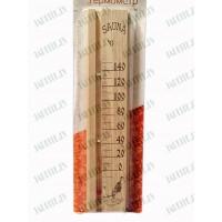 """Termometrs pirtīm """"Sauna"""", vertikālais (x1)"""